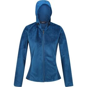 Regatta Siddington Fleece Jacket Women, blue opal/blue opal